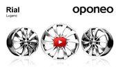 Rial Lugano ● Alloy Wheels ● Oponeo™