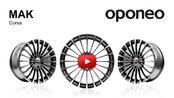 MAK Corsa ● Alloy Wheels ● Oponeo™