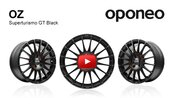 OZ Superturismo GT Black ● Alloy Wheels ● Oponeo™