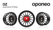 OZ Superturismo GT Black ● Alloy Wheels ● Oponeo™