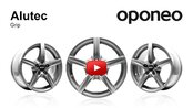 Alutec Grip ● Alloy Wheels ● Oponeo™