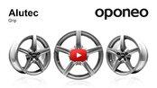 Alutec Grip ● Alloy Wheels ● Oponeo™