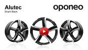 Alutec Shark Black ● Alloy Wheels ● Oponeo™
