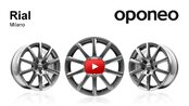 Rial Milano ● Alloy Wheels ● Oponeo™