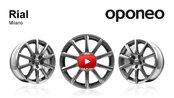 Rial Milano ● Alloy Wheels ● Oponeo™