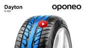 Tyre Dayton D 320 ● Summer Tyres ● Oponeo™