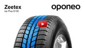 Tyre Zeetex Ice Plus S100 ● Winter Tyres ● Oponeo™