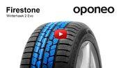Tyre Firestone Winterhawk 2 Evo ● Winter Tyres ● Oponeo™