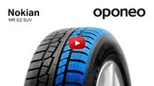 Tyre Nokian WR G2 SUV ● Winter Tyres ● Oponeo™