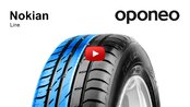 Tyre Nokian Line ● Summer Tyres ● Oponeo™