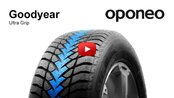 Tyre Goodyear Ultra Grip ● Winter Tyres ● Oponeo™