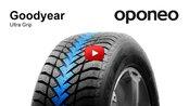 Tyre Goodyear Ultra Grip ● Winter Tyres ● Oponeo™