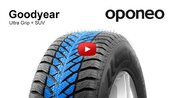 Tyre Goodyear Ultra Grip + SUV ● Winter Tyres ● Oponeo™