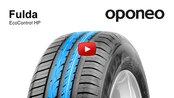 Tyre Fulda EcoControl HP ● Summer Tyres ● Oponeo™