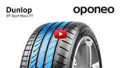 Tyre Dunlop SP Sport MAXX TT ● Summer Tyres ● Oponeo™