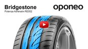Tyre Bridgestone Potenza Adrenalin RE002  ● Summer Tyres ● Oponeo™