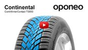 Continental ContiWinterContact TS850 ● Winter Tyres ● Oponeo™