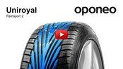 Uniroyal Rainsport 2 ● Summer Tyres ● Oponeo™