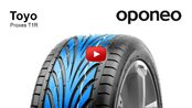Toyo Proxes T1R ● Summer Tyres ● Oponeo™