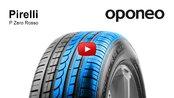 Pirelli P Zero Rosso ● Summer Tyres ● Oponeo™