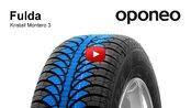 Fulda Kristall Montero 3 ● Winter Tyres ● Oponeo™