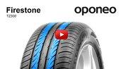 Firestone TZ300 ● Summer Tyres ● Oponeo™