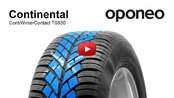 Continental ContiWinterContact TS830 ● Winter Tyres ● Oponeo™