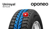 Uniroyal MS Plus 66 ● Winter Tyres ● Oponeo™