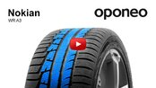 Nokian WR A3 ● Winter Tyres ● Oponeo™