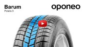 Tyre Barum Polaris 3 ● Winter Tyres ● Oponeo™