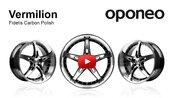Vermilion Fidelis Carbon Polish ● Alloy Wheels ● Oponeo™