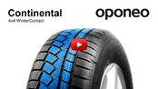 Tyre Continental 4x4 WinterContact ● Winter Tyres ● Oponeo™