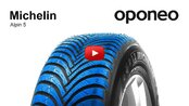 Tyre Michelin Alpin 5 ● Winter Tyres ● Oponeo™