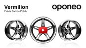 Vermilion Fidelis Carbon Polish ● Alloy Wheels ● Oponeo™