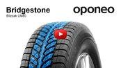 Tyre Bridgestone Blizzak LM80 ● Winter Tyres ● Oponeo™