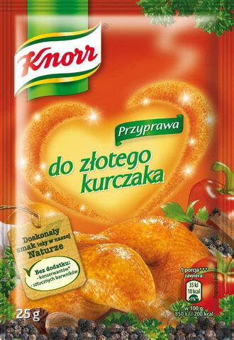 Przyprawa do złotego kurczaka Knorr.jpg