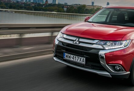 <h2><strong><br />  Mitsubishi w Polsce  <br /><br /></strong></h2>