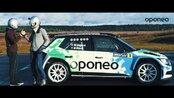 Making of: Kwiatkowski, Gołaś i Wiśniowski z Team Sky  w Škodzie Fabii R5 ● Alufelgi ● Oponeo™