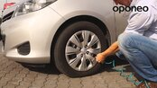 Tyre pressure - how to measure? ● Hints from Oponeo™