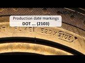 Tyre age ● Hints from Oponeo™