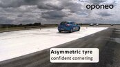 Asymmetrical tyres ● Hints from Oponeo™