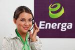 """W reklamie Grupy ENERGA pt. """"zasilamy twój dzień' występuje m.in. pracownica biura obsługi klienta - BOK."""