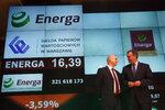 Debiut spółki ENERGA SA na Giełdzie Papierów Wartościowych w Warszawie - 11.12.2013 r.