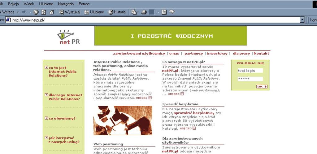 netPR.pl wystartował