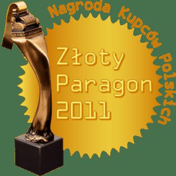 """Zdjęcie: """"Złoty Paragon 2011"""" dla produktów Knorr"""