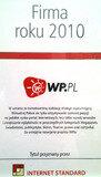 Wirtualna Polska Firmą Roku 2010