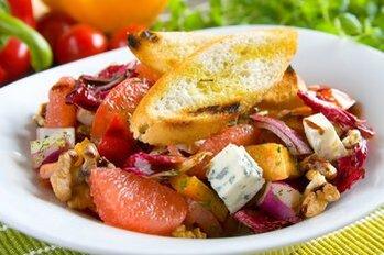 Zdjęcie: S.O.S. dla każdej sałatki - Sosy sałatkowe Knorr niezastąpione na wiosnę