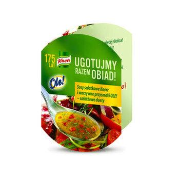 Zdjęcie: OLE! i Knorr - oto przepis na pyszne sałatki