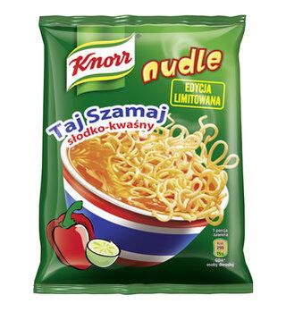 Zdjęcie: Szamaj nowe orientalne Nudle Knorr
