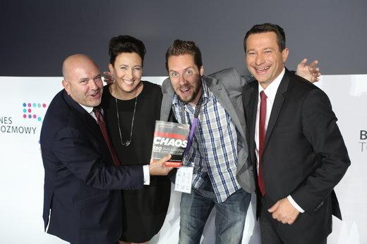Piąta edycja kongresu Biznes to Rozmowy pełnym sukcesem